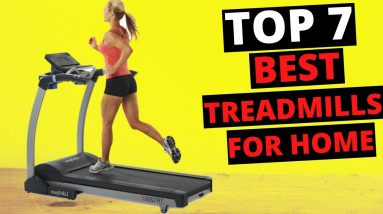 Top 7 Best Treadmills for home in 2020 (Buying Guide) | Review Maniac