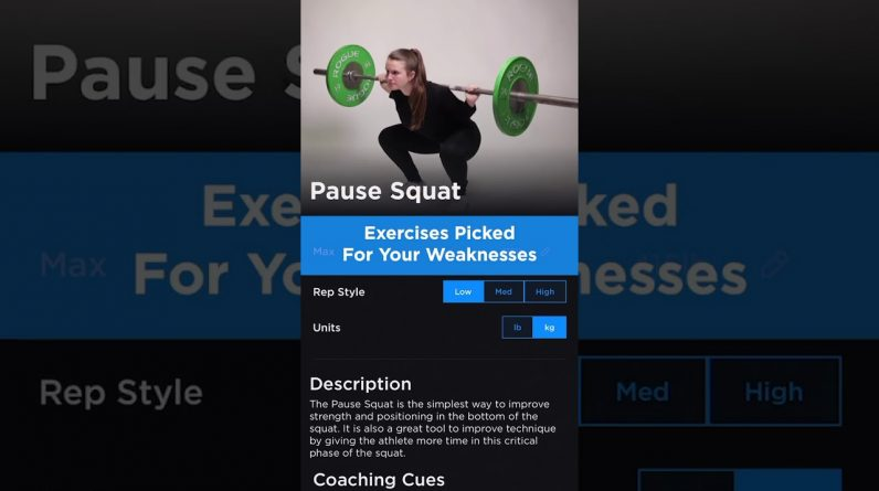 Totally Individualized Powerlifting with the JuggernautAI App