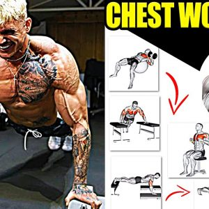 Try This Mass Building CHEST Workout (17 Exercises)