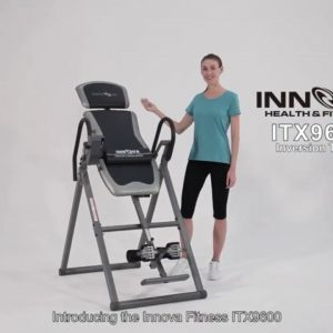 Innova ITX9600A Heavy Duty Inversion Table {+ve} Innova ITX9600A Heavy Duty Inversion Table Review!+
