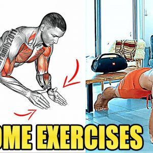 17 Home Exercises | How to Build Muscle At Home?