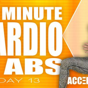 30 Minute Cardio and Abs Workout Sydney Cummings