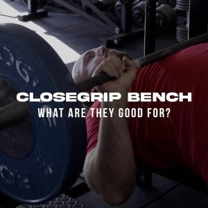 Close Grip Bench-How, Why & When? #shorts