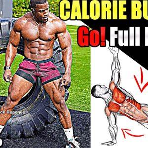 Fat Burning Workout (Intense Burning Calories)