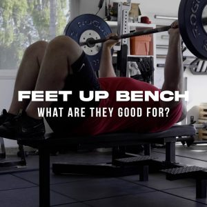 Feet Up Bench-How, Why & When? #shorts