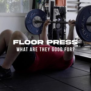 Floor Press-How, Why & When? #shorts