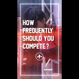 How Often Should Powerlifters Compete? #shorts