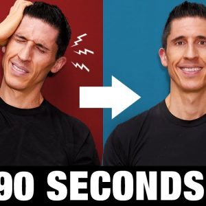 How to Fix a Headache in 90 Seconds Flat! (JUST DO THIS)