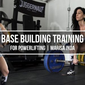 Marisa Inda Off-Season Training | JTSstrength.com