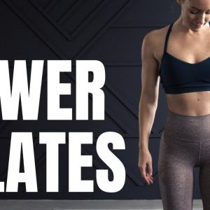 POWER Pilates Workout // HIIT Fusion