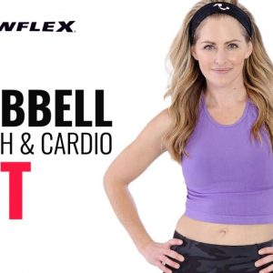 Bowflex® Live | 30-Minute Dumbbell Strengthen & Cardio Workout with BodyFit by Amy