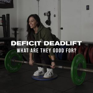Deficit Deadlift-How, Why & When? #shorts