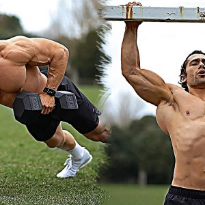 Full Bodyweight Training (Limited Equipment)