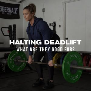 Halting Deadlift-How, Why & When? #shorts