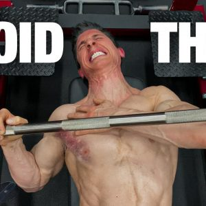 Pec Tears and Bench Press (WARNING!)