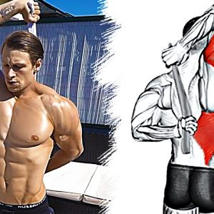 The 10 Best Home Exercises of All Time! Towel & Bodyweight Workout