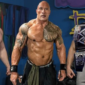 "THE ROCK ""Black Adam"" WORKOUT"