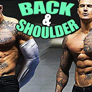 Try This Mass Building Back/Shoulder Workout!
