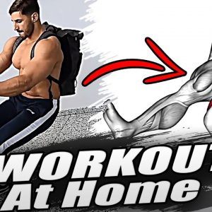 WORKOUT At HOME 8 Exercises