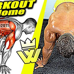 Workout At Home (The 14 Bodyweight Exercises)
