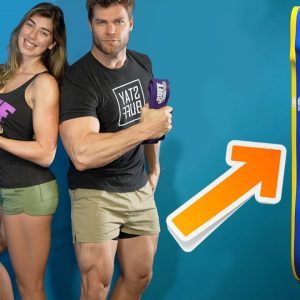 LOWER BODY MOBILITY BAND WORKOUT | Buff Dudes Mobility Band Workout Plan S2D3