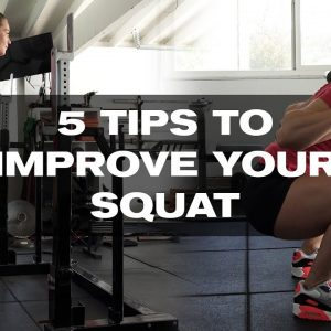 5 Tips to Improve Your Squat | JTSstrength.com
