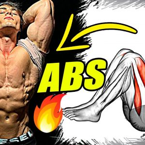 6 PACK ABS ON FIRE (Abdominal Muscle Workout)