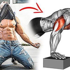 Best 15 Push Ups Exercises: Chest, Arms, Shoulders, Core تمارين الجزء العلوي