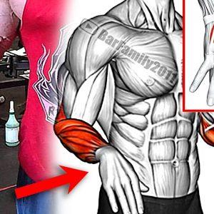 Best Forearms & Wrists Workout | 6 التمارين لتضخيم السواعد (الريست) و زيادة قوتهما