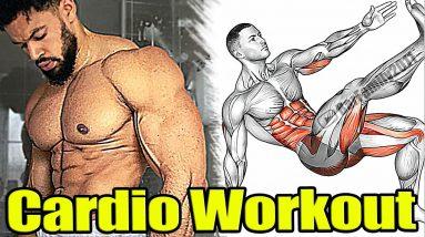 5 Min Exercise HIIT Cardio Workout Burn Fat - تمارين كارديو