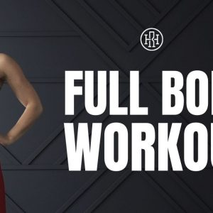 FIERCE Full Body Workout // Strength + Cardio