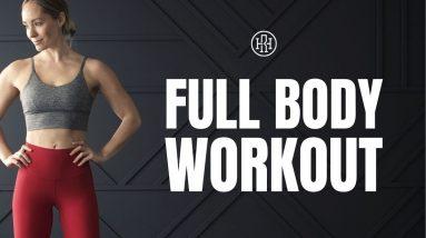 FIERCE Full Body Workout // Strength + Cardio