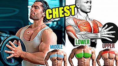 Full Chest Workout Exercises: Upper Chest, Inner Chest, Lower Chest