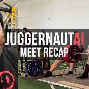Garrett Blevins Powerlifting Meet Recap