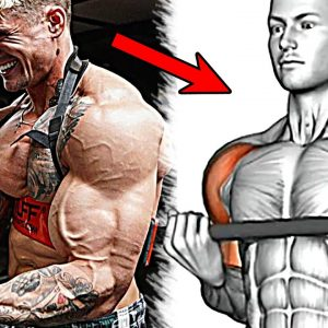 How To Build Bigger Arms and Massive Shoulders
