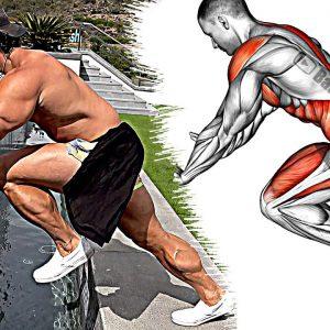How to Build Massive LEGS (Calf, Thighs, Hamstrings, Quadriceps)