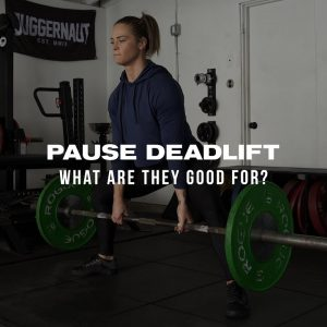 Pause Deadlift-How, Why & When? #shorts
