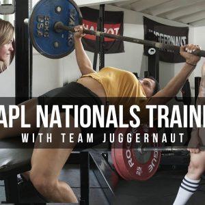 USAPL Raw Nationals Prep | JTSstrength.com