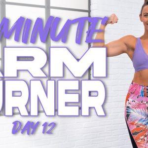 30 Minute Arm Burner Workout | Summertime Fine 3.0 - Day 12