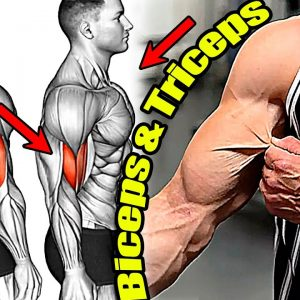 Biceps & Triceps Workout (Massive Arms Training)