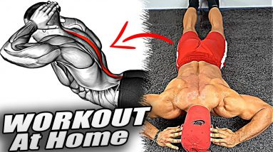 Bodyweight Workout At Home (Most Effective Exercises)