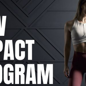 ⭐️ NEW Low Impact Workout Program!!
