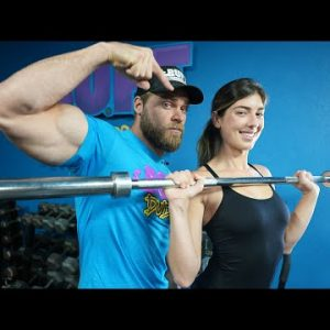 OVERHEAD PRESS - Make Your Shoulders Stronger With This Exercise! | Back To The Gym
