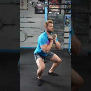 3 Best Dumbbell Leg Exercises (Gym or Home)