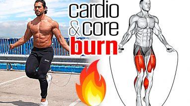 Cardio Workout & HIIT Workout Burn Fat Calories