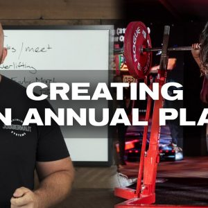 Creating an Annual Plan | JTSstrength.com