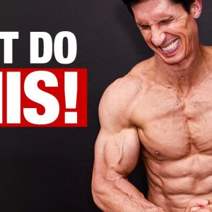 How I Build Muscle WITHOUT Weights!