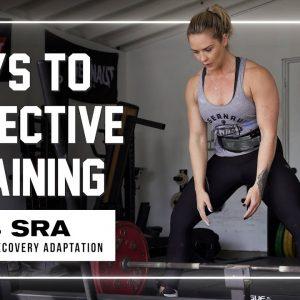 Keys to Effective Training | #4 Stimulus Recovery Adaptation #shorts