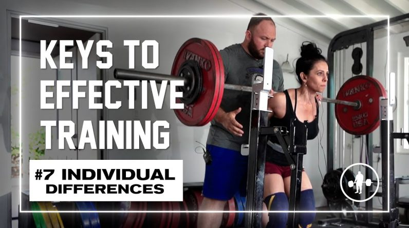 Keys to Effective Training | #7 Individual Differences
