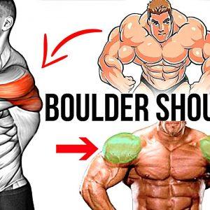 SHOULDER WORKOUT 7 Exercises (Dumbbell Only)